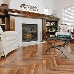 Mirage Floors - Mirage Floors Exotic Collection American Walnut