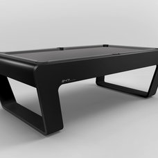 Modern Game Tables by 247 Billiards