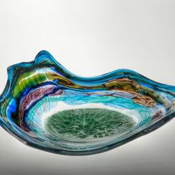 Art & Echo - Gwendoline Bonnet - Verre l'Essentiel - anemone