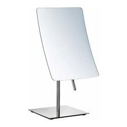 Smedbo - Smedbo Outline Make-Up Mirror, Polished Chrome - Smedbo Outline Make-Up Mirror, Polished Chrome
