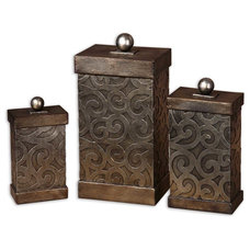 Traditional Decorative Boxes by Fratantoni Lifestyles