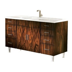 Ambella Home - Moderne Sink Chest - Moderne Sink Chest. Dimensions: 60 in. x 23 in. x 36 in.
