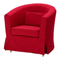 IKEA of Sweden - EKTORP TULLSTA Chair cover - Chair cover, Idemo red