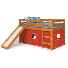 Contemporary Kids Beds by ivgStores