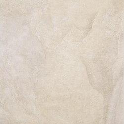 Ferrara Porcelain Floor Tile | Ferrara Nero, Ferrara Brown, Ferrara Bone, Ferrar - Ferrara porcelain floor tile with subtle movement creates a natural stone look.