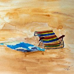 Beach Bum - Beach Bum© Angela Pari Dominic Chumroo