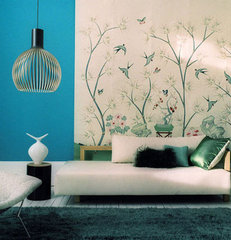 contemporary  Bird Themed Decor