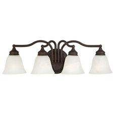 Traditional Bathroom Vanity Lighting by Lamps Plus
