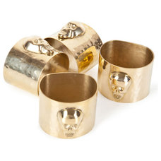 Eclectic Napkin Rings by ZARA HOME