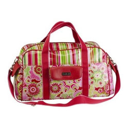 Hadaki Coated Cool Duffle Bag - Jazz Ruby