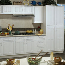 Eclectic Kitchen Cabinets by Sunny Wood Products