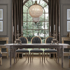Traditional Dining Tables by D ZIN Furniture plus Interior Design