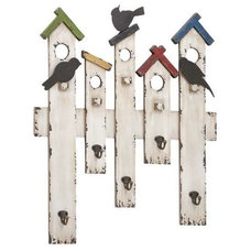 Rustic Wall Hooks by AMB FURNITURE & DESIGN