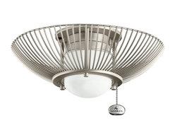 Kichler Lighting - Kichler Lighting Wire Frame Ceiling Fan Light Kit X-IN411083 - Kichler Lighting Wire Frame Ceiling Fan Light Kit X-IN411083