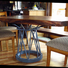 Traditional Dining Tables by Impact Imports