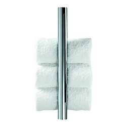 "Modo Bath - Harmony 801 Towel Rail 16.9"" in Chrome - Harmony 801 Towel Rail 16.9"" in Chrome"