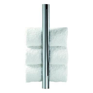 "Modo Bath - Harmony 801 Towel Rail 16.9"" in Chrome - Harmony 801 Towel Rail 16.9"" in Chrome"