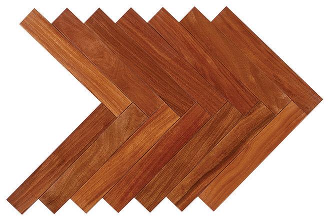 Traditional Floor Tiles by Oshkosh Designs