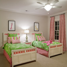Traditional Kids by LGB Interiors