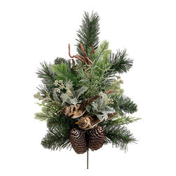Silk Plants Direct - Silk Plants Direct Timberland Juniper, Pine Cone, Bird and Pine Pick (Pack of 12 - Pack of 12. Silk Plants Direct specializes in manufacturing, design and supply of the most life-like, premium quality artificial plants, trees, flowers, arrangements, topiaries and containers for home, office and commercial use. Our Timberland Juniper, Pine Cone, Bird and Pine Pick includes the following: