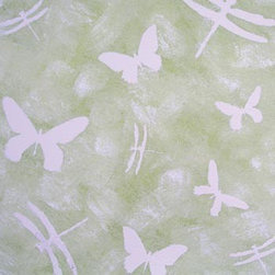 Stencil Ease - Butterflies and Dragonflies Faux Finish Stencils - Butterflies and Dragonflies Faux Finish Stenciling Designs The quickest and easiest way to add sophisticated faux finish design elements to a wall floor or any surface! Contains: 10 Faux Finishing Silhouettes Actual Size of Large Butterfly: 3.8 in High x 6.2 in Wide (9.7 cm x 15.7 cm) Actual Size of Large Dragonfly: 3.9 in High x 5.7 in Wide (9.9 cm x 14.48 cm) Actual Size of Medium Butterfly: 2.5 in High x 4 in Wide (6.35 cm x 10.2 cm) Actual Size of Small Dragonfly: 2.2 in High x 3.2 in Wide (5.6 cm x 8.1 cm) Complete Kit comes with Silhouettes and 1 can of Repositional Adhesive Spray