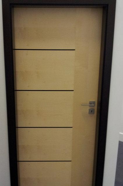 Modern Interior Doors by Sapeli Doors (Canada)