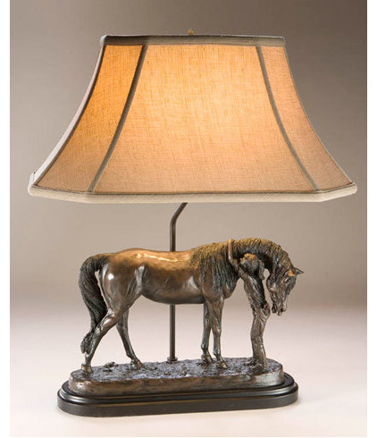 Traditional Table Lamps by Horse & Hound Gallery