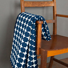 Contemporary Blankets by Eleanor Pritchard