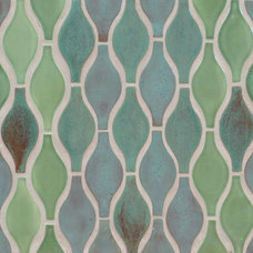 Mediterranean Tile by Mercury Mosaics and Tile