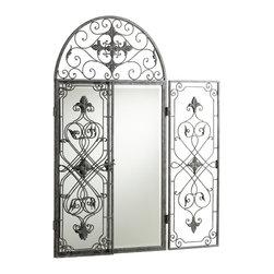 Cyan Design - Cyan Design 05094 Du Soleil Mirror - Cyan Design 05094 Du Soleil Mirror