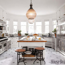 White Kitchens - Designer Kitchens - House Beautiful
