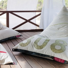 Contemporary Outdoor Chairs by Dvelas