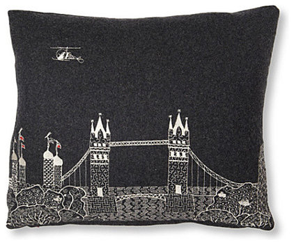 modern pillows by Selfridges