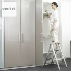 Folding Step Stool Ladder | Lightweight UltraSlim Step Stool