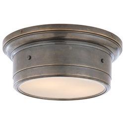 Industrial Flush-mount Ceiling Lighting by Circa Lighting