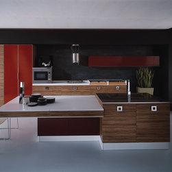 DALI Kitchen Collection - ARAN Cucine (Italy) - Dali Collection