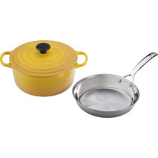 Traditional Specialty Cookware by Le Creuset