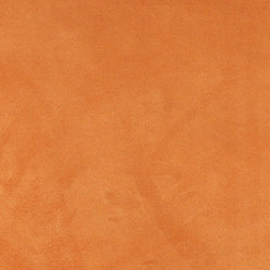 Light Orange Microsuede Upholstery Fabric By The Yard - Our microsuede upholstery fabric will look great on any piece of furniture. This material is easy to clean and is very durable.