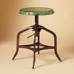 Texas Spinning Stool -