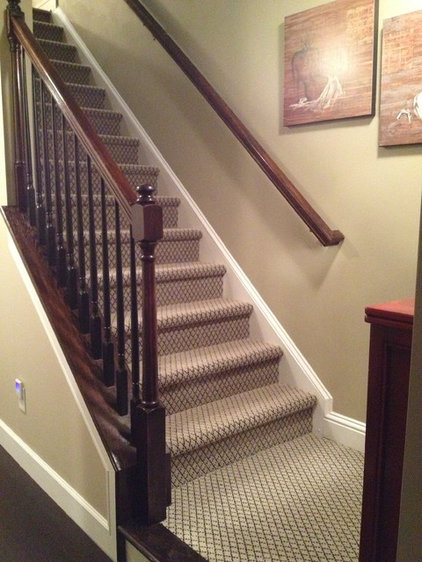 Eclectic Carpet Tiles by Gregory's Paint & Flooring