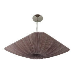 Consigned Aqua Creations Nara Pendant Light