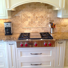 Eclectic Gas Ranges And Electric Ranges by Total Quality Home Builders, Inc.
