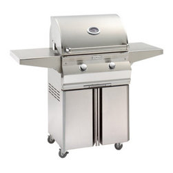 Fire Magic - Choice C430s1A1P96 Stand Alone LP Grill - C430 Stand Alone Grill with Rotisserie Backburner & Infrared Burner SystemChoice C430s Features:Heavy-gauge tubular stainless steel burners