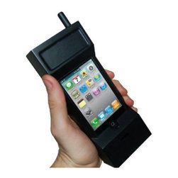 '80s Retro iPhone Case - This will make your fancy new iPhone look like one of the first cell phones ever made.