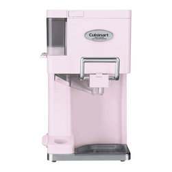 Cuisinart - Cuisinart Mix It In 1.5-Quart Soft Serve Ice Cream Maker - Makes up to 1.5 quarts of frozen dessert in as little as 20 minutes