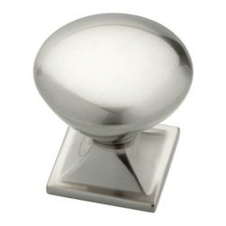 Liberty Hardware - Liberty Hardware P20387-SN-C Southampton 1.25 Inch Round Knob - Satin Nickel - A simple change can make a huge impact on the look and feel of any room. Change out your old cabinet knobs and give any room a brand new feel. Width - 1.25 Inch, Height - 1.25 Inch, Projection - 1.29 Inch, Finish - Satin Nickel, Weight - 0.15 Lbs.