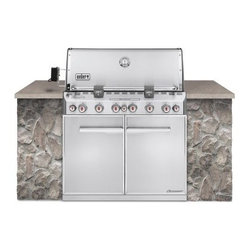 weber s 460 installation guide