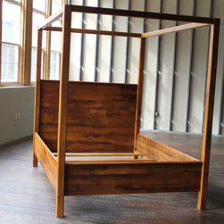 Canopy Bed -