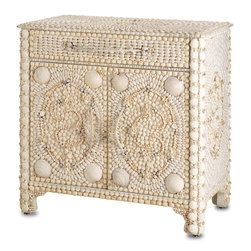 Marchmont Sideboard - A side chest made of seashells? Yes, please!