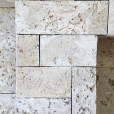Contemporary Tile by NORMAN CHARLES CONSTRUCTION